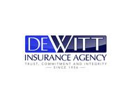 """""""DeWitt Insurance Agency"""" or just """"DeWitt"""" Logo - Entry #169"""