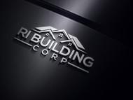 RI Building Corp Logo - Entry #65