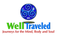 Well Traveled Logo - Entry #27