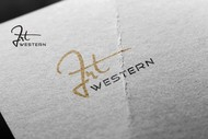 JRT Western Logo - Entry #237