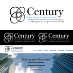 Century Business Brokers & Advisors Logo - Entry #71
