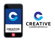 CREATIVE CLEANING SERVICES LLC Logo - Entry #33