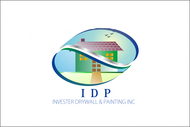 IVESTER DRYWALL & PAINTING, INC. Logo - Entry #135