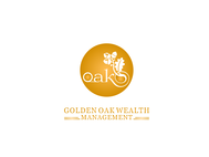 Golden Oak Wealth Management Logo - Entry #93