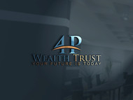 4P Wealth Trust Logo - Entry #142
