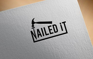 Nailed It Logo - Entry #293