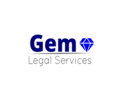 Gem Legal Services Logo - Entry #14