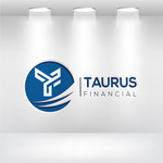 "Taurus Financial (or just ""Taurus"") Logo - Entry #118"