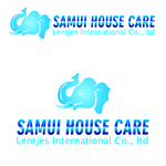 Samui House Care Logo - Entry #23