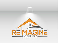 Reimagine Roofing Logo - Entry #110