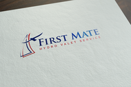 First Mate Logo - Entry #65