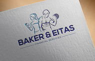 Baker & Eitas Financial Services Logo - Entry #217