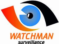 Watchman Surveillance Logo - Entry #311