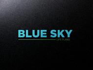 Blue Sky Life Plans Logo - Entry #400