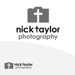 Nick Taylor Photography Logo - Entry #12