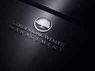 Golden Oak Wealth Management Logo - Entry #33