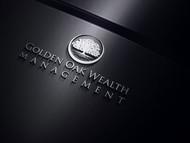 Golden Oak Wealth Management Logo - Entry #33