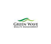 Green Wave Wealth Management Logo - Entry #124