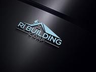 RI Building Corp Logo - Entry #396