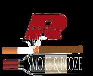 Rams Duty Free + Smoke & Booze Logo - Entry #307