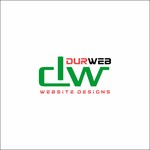 Durweb Website Designs Logo - Entry #165