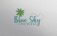 Blue Sky Life Plans Logo - Entry #62