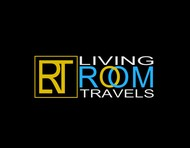 Living Room Travels Logo - Entry #17