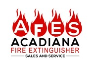 Acadiana Fire Extinguisher Sales and Service Logo - Entry #262