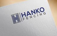 Hanko Fencing Logo - Entry #126