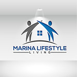Marina lifestyle living Logo - Entry #17