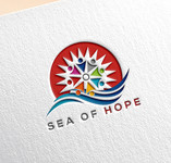 Sea of Hope Logo - Entry #225
