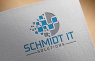 Schmidt IT Solutions Logo - Entry #69
