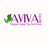 AVIVA Glow - Organic Spray Tan & Lash Logo - Entry #35