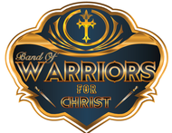 Band of Warriors For Christ Logo - Entry #65
