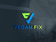 Vegan Fix Logo - Entry #297