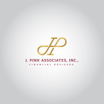 J. Pink Associates, Inc., Financial Advisors Logo - Entry #450
