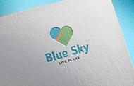 Blue Sky Life Plans Logo - Entry #58