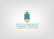 Little Rockets Therapy Services Logo - Entry #60