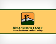 Breakneck Lager Logo - Entry #50