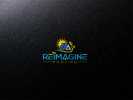 Reimagine Roofing Logo - Entry #335