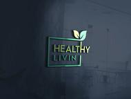 Healthy Livin Logo - Entry #52