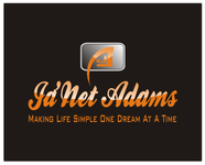 Ja'Net Adams  Logo - Entry #112