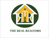 The Real Realtors Logo - Entry #133