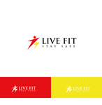 Live Fit Stay Safe Logo - Entry #274