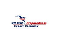 Off Grid Preparedness Supply Company Logo - Entry #40