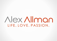 Alex Allman Logo - Entry #19