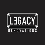 LEGACY RENOVATIONS Logo - Entry #109