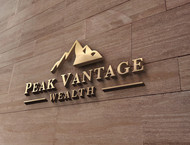 Peak Vantage Wealth Logo - Entry #132