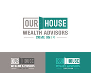 Our House Wealth Advisors Logo - Entry #34
