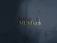 Maple Mustard Logo - Entry #96